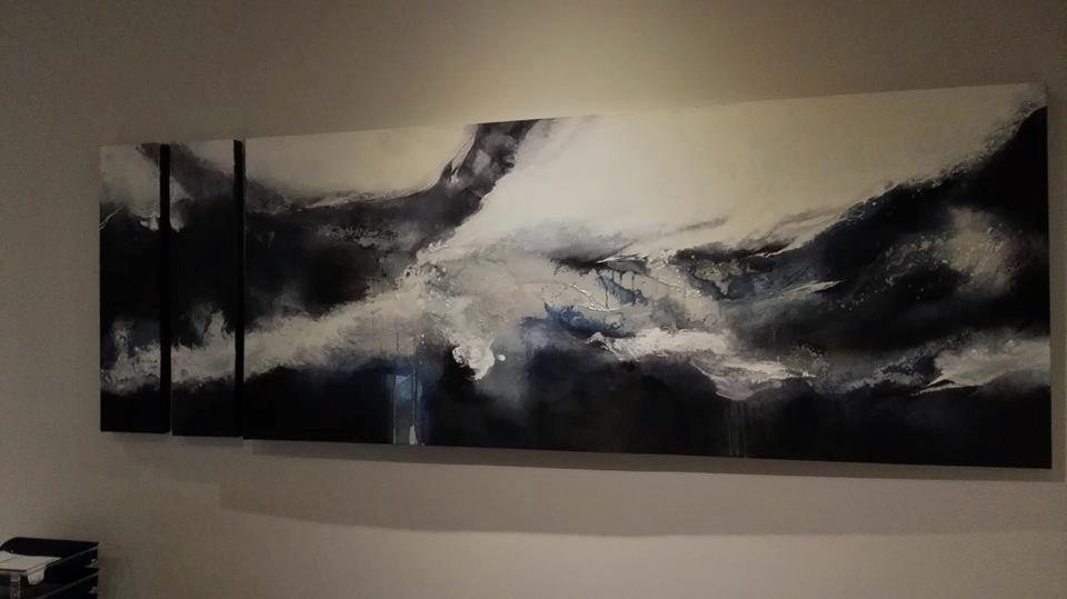 ABSTRACT PAINTING AND BREAKING RULES Donovan Stanford Art Art