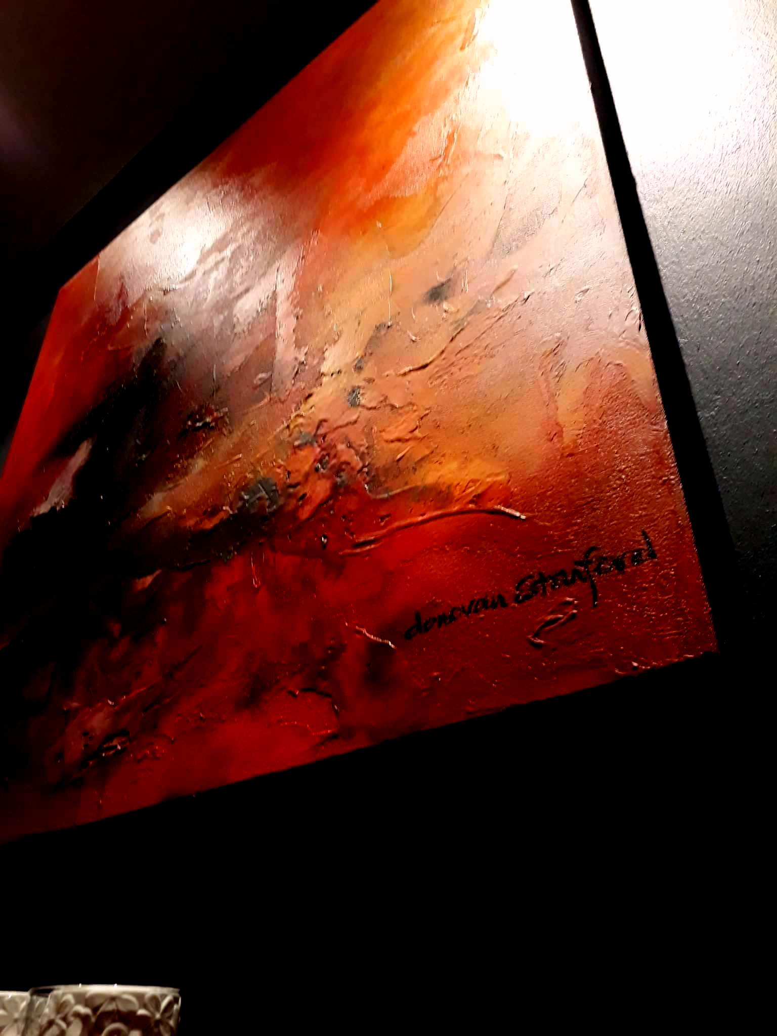 Select Portfolio Donovan Stanford Art